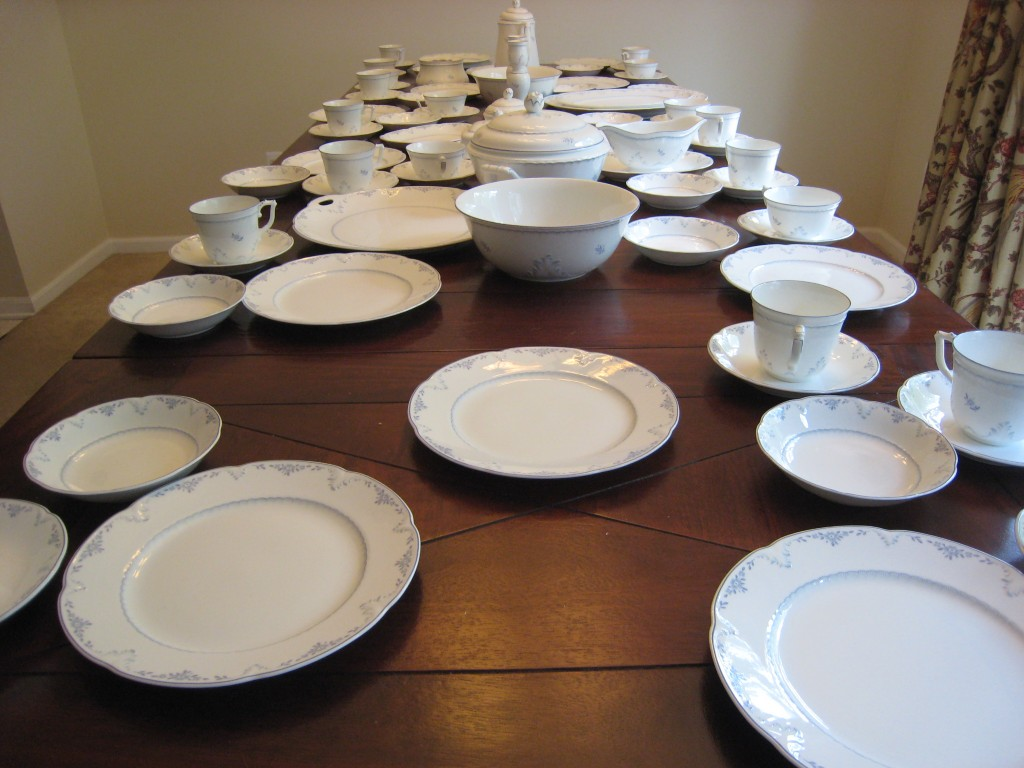 We Sold This Fine China Set on eBay for $1,100!