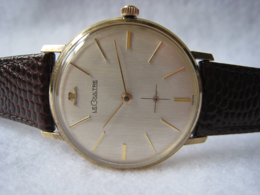 We sold this men's watch on eBay for $1,400.